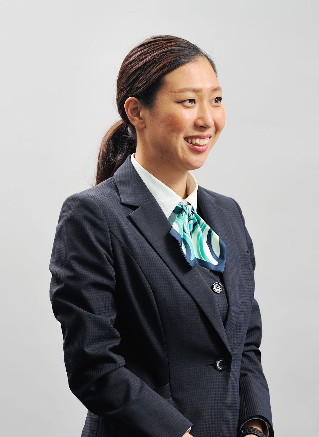 リース部門 長岡 望